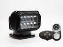 Golight 20574 Led Permanent Mount Radioray - Dual Wireless Remote - Black