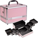 Sunrise C0001PPPK Pink Cosmetic Case - C0001