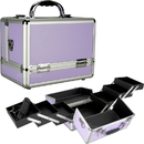 Sunrise C0001PPPL Purple Cosmetic Case - C0001