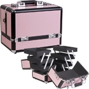 Sunrise C3002PPPK Pink Cosmetic Case - C3002