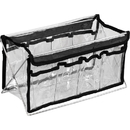 Hiker HK1401BK 14 In. Clear Pvc Bag With Stand