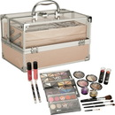 Ver Beauty Pink 24pcs Makeup Gift Set with See-through Panel Case and 2 Extendable Trays - VMK1102
