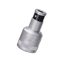 "Genius Tools 1/2"" Dr. 1/4"" Hex Shank Bit Holder, 48mmL - 484808"