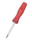 Genius Tools PH.0 Philips Screwdriver w/Plastic Handle, 170mmL - 593+1400