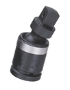 """Genius Tools 3/4"""" Dr. Impact Universal Joint w/pin hole (CR-Mo) - 640606"""