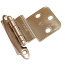 Amerock BP3417G10 Hinge For 3/8in Inset SATIN NICKEL