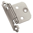 Hinge For Overlay Doors ANT SILVER