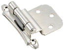 Hinge 3/8in Inset POLISHED CHROME