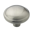 Knob 1-1/4in Mushroom SATIN NICKEL