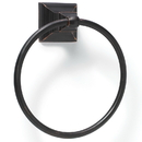 Amerock BH26511ORB Towel Ring OIL RUBBED BRONZE