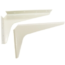 Shelf Support Brackets 5x8 WHITE