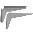 Shelf Support Brackets 8x12 GRAY