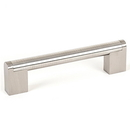 Berenson BE2021 90SS Pull 128mm STAINLESS STEEL