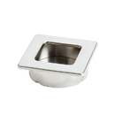 Pull 39X39mm Recess BRUSHED NICKEL