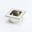 Pull 29X29mm Recess BRUSHED NICKEL
