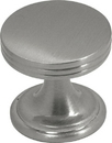 Belwith P2140-SN Knob 1in SATIN NICKEL DC