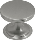 Belwith P2142-SN Knob 1-3/8in SATIN NICKEL DC