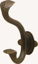 Belwith P2175-WOA Craftsman Coat&HatHook WINDOVER ANT