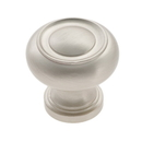 Belwith P3151-SS Knob 1-1/4in STAINLESS STEEL