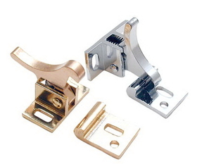 Elbow Catch Heavy Duty SOLID BRASS, Price/EA