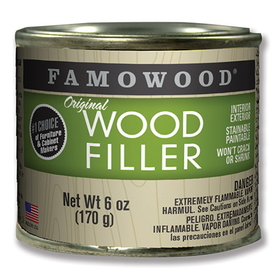 1/4 Pint ALDER Wood Putty, Price/EA
