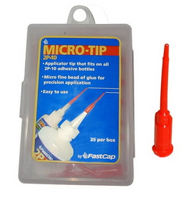 Micro Tip For 2P-10 Bottle 25/Pack, Price/PKG