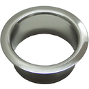 3 X 1-1/2 Polished SS Trash Grommet