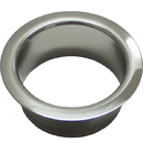 6in X 4in Polished SS Trash Grommet