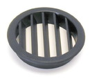 2-1/2in Dia Vent Grommet BLACK