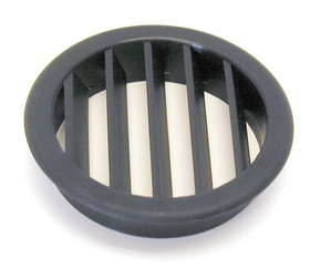 2-1/2in Dia Vent Grommet BLACK  , Price/EA