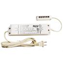 30w 24v LED Power Supply w/12 Ports