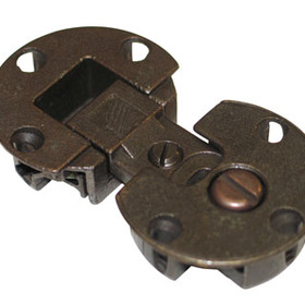 Metal Flap Hinge ANTIQUE BRONZE, Price/EA