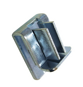 Single Clip For Letter Size ZINC, Price/EA