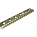 18in Steel Shelf Standard BRASS
