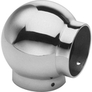 1-1/2in Ball Elbow 90 Deg SATIN SS
