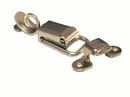 Lock Latch Draw Bolt NICKEL