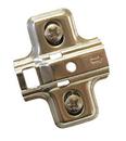 3mm Steel Mtg Plate Wood Screw