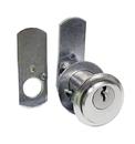 National Cabinet Lock N8103 26D 107 Dr/Drw Pin Tumb 1-3/16 Cyl DULL CHR