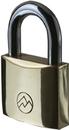 Brass Padlock 1-1/2 KA