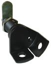 Padlockable Cam Lock BLACK