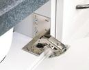 SelfCl Sink Hinge Adjust 45-90 Deg