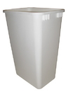 Rev-A-Shelf  50Qt Waste Bin WHITE