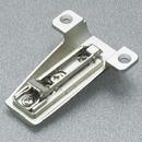 F-Frame Recessed Plate 2-Cam Screw