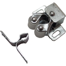 Double Roller Latch ZINC