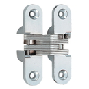 Concealed Mortise Hinge 20x100mm SS