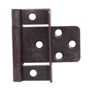 Lid Hinge Non Mortise STAT BRONZE