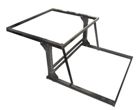 Single Pop-Up Table Hdw BLACK, Price/EA