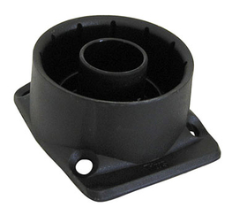 Socket Fix Screw-on BLACK, Price/EA
