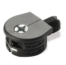 Quickloc Flanged BLACK