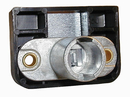 Cyl Body Deadbolt Cam Horz Mt